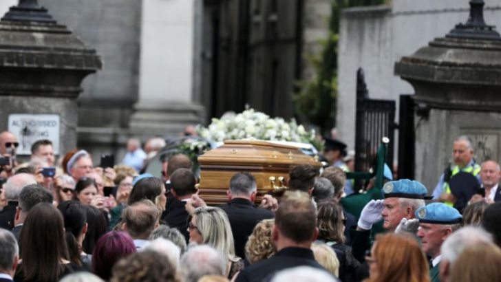 Comedian Brendan Grace lives on in our memories – Fr Brian D'Arcy