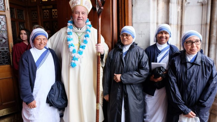 Restore women to a 'position of influence' in the Church – new bishop