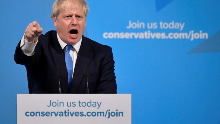 Boris Johnson gives British Church Trump-like conundrum