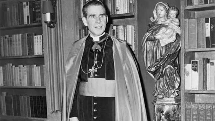 Parishes rally behind Fulton Sheen for beatification go-ahead