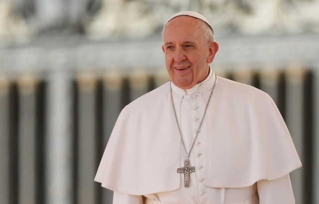 Pope Francis: Love the Church, care for society