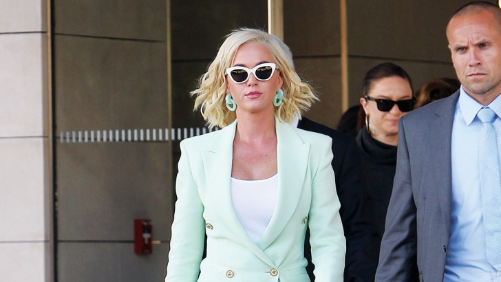 Katy Perry to compensate Christian rapper