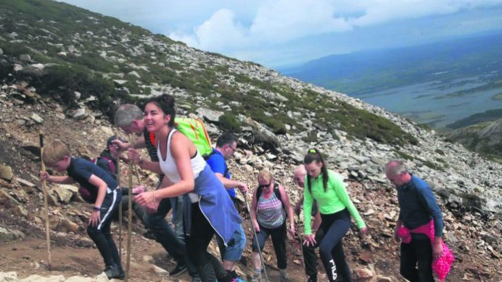 Call for Catholics to keep Croagh Patrick spirit alive