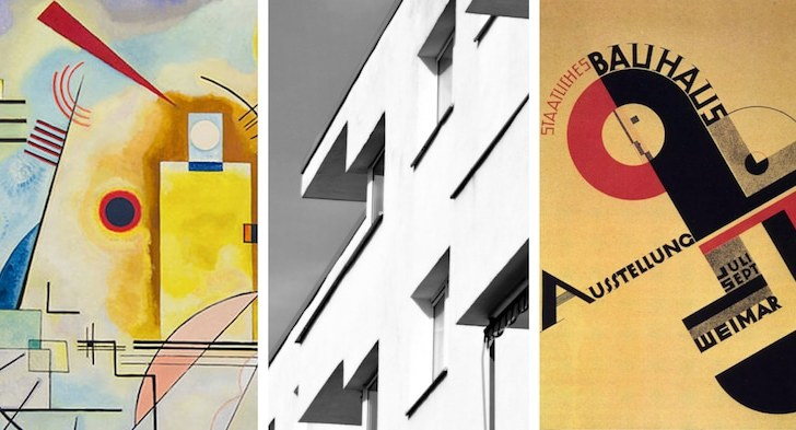 'Rethinking the World' – Bauhaus artists on display at the National Gallery