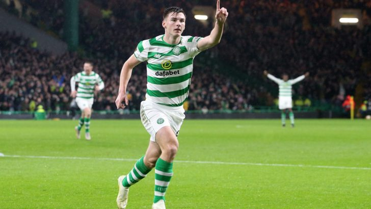 Parish prays for footy prodigy Kieran Tierney