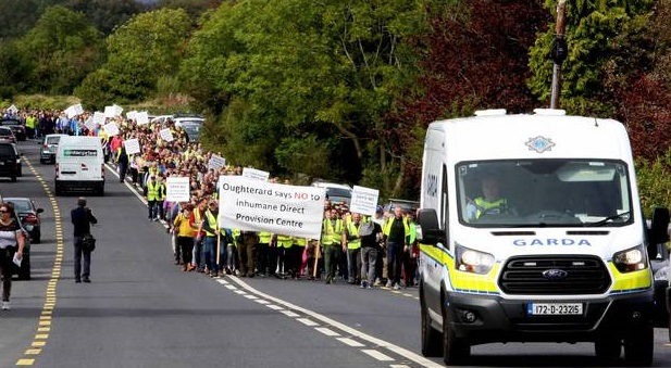 Galway parish priest calls for calm over direct provision row