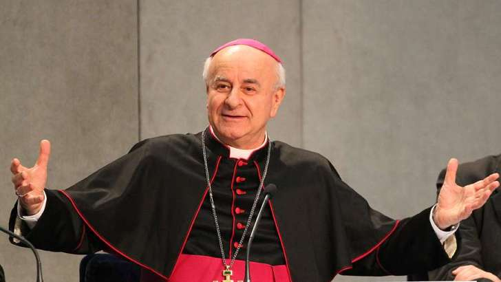 Racism is a 'virus of the spirit' says Vatican official