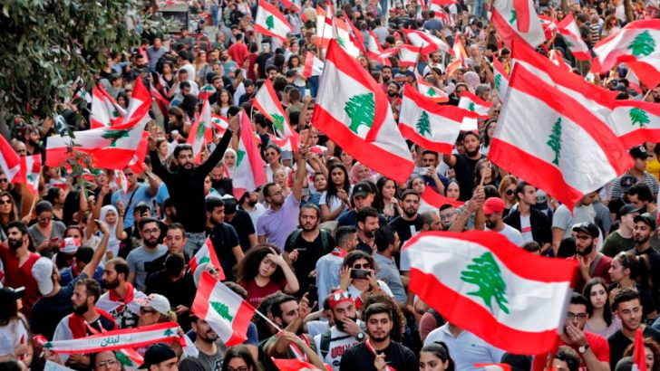 Lebanese Church tells protestors: 'We hear you cry'