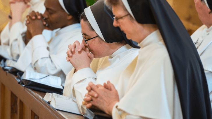 Panning for gold on the Catholic internet