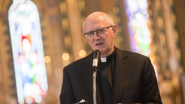 Bishop warns married priests are not the answer to 'crisis of faith'