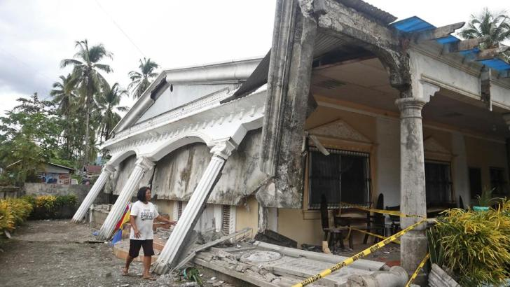 Philippine Church prays for earthquake victims, appeals for aid