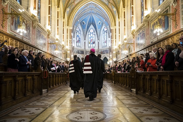 Archbishop urges 230 Maynooth graduates to spread Good News
