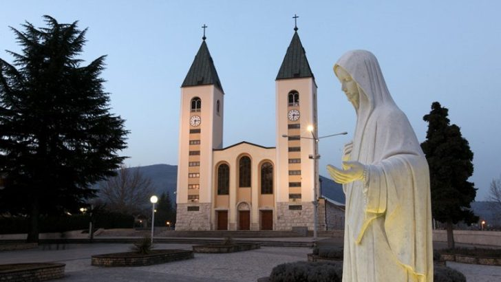 Medjugorje maestro Finbar remembered for devotion and Faith