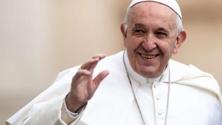 Abortion rates decrease after Pope visits, study finds