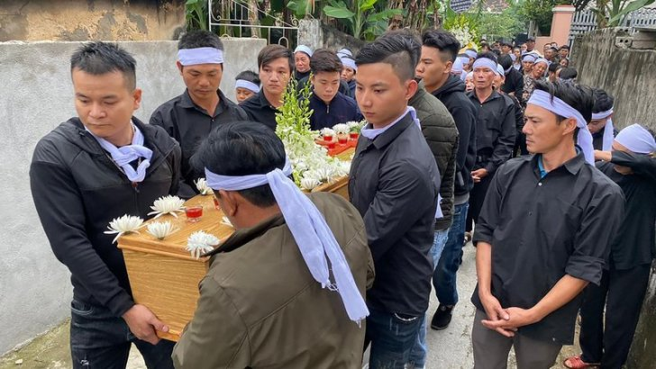 Vietnamese village buries victims of trafficking tragedy