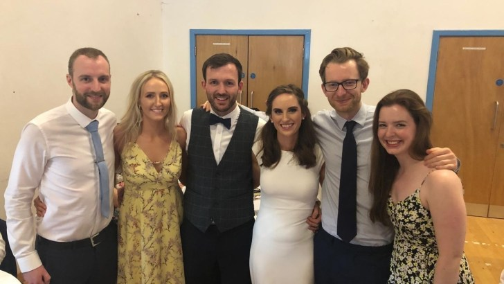 Three weddings and a pilgrimage