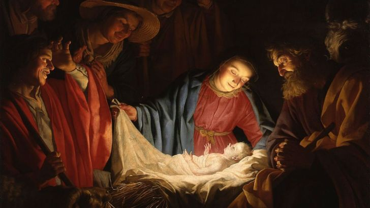The Incarnation is the central doctrine of our Faith
