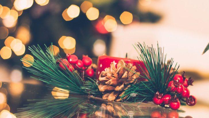 A merry green Christmas