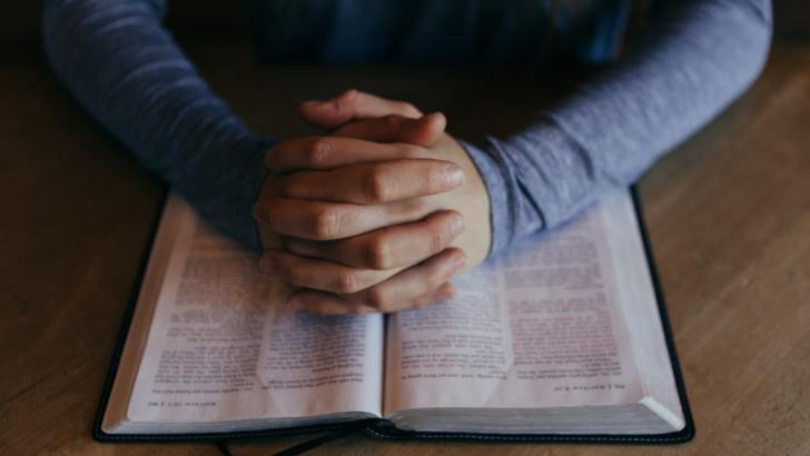 Prayer as keeping us out of group-think