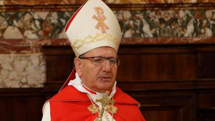 Iraqi cardinal: innocents will 'be the fuel' for fire after drone strike