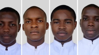 Kidnapped Nigerian seminarian released, three remain in captivity
