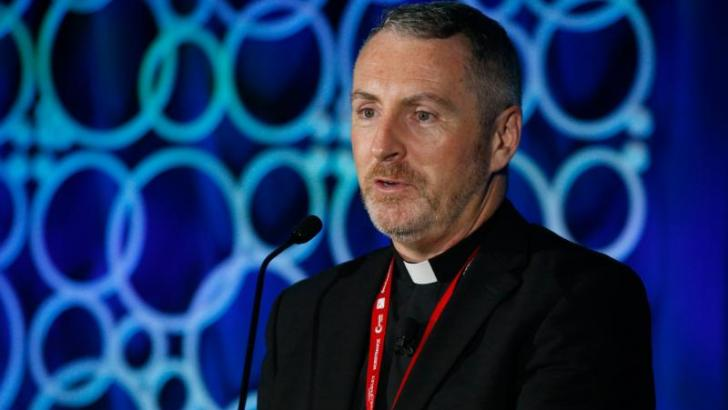 Irish priest finds 'tsunami' of cases as he leads Vatican abuse battle