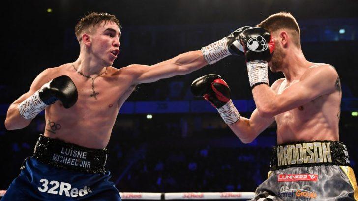 Irish boxer speaks about prayer and Rosary tattoo