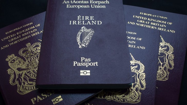 UK religious writer applies for Irish nationality