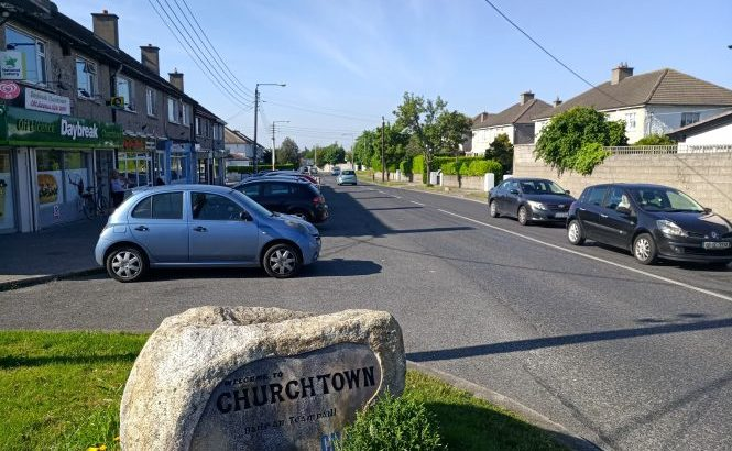 The sobering lesson of Dublin's Churchtown, place and parish