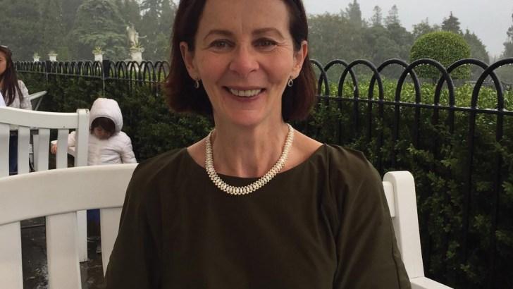 More like a parish manager: Thérèse O'Donoghue