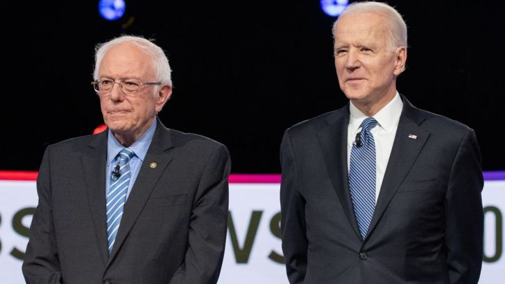 Biden and Sanders eye up the Catholic vote