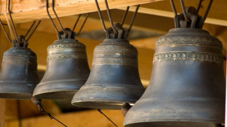 Churches to sound bells to mark St Patrick's Day