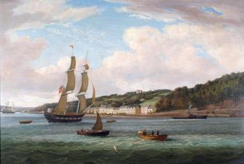 The sea port of Ireland, Cork's great harbour explored