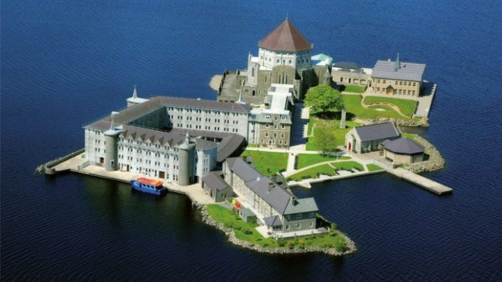 Lough Derg's coat of many colours well worn