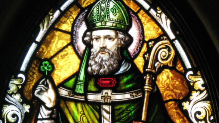 St Patrick in the North