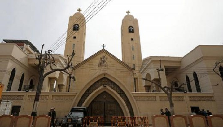 Foiled Easter attack on churches 'no concern', says Egypt priest