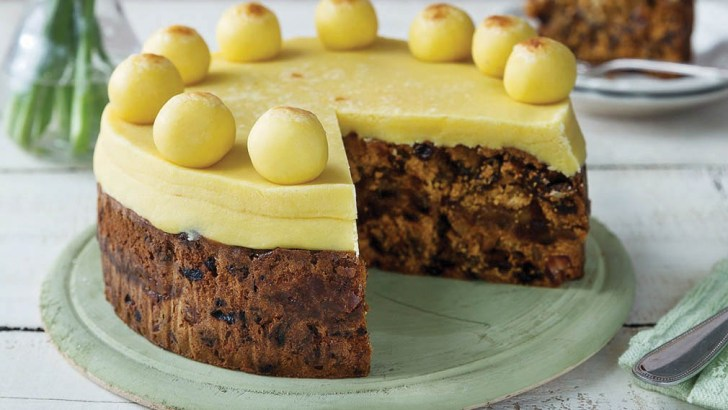 Still time to make your Easter Simnel Cake