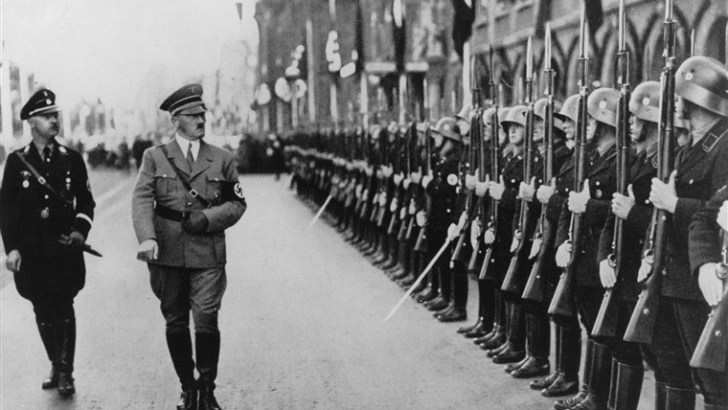 How Christians behaved in the Nazi era