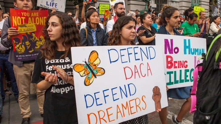 Court rules against President Trump's plan to end DACA
