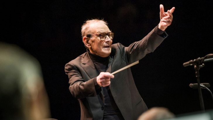 Tributes paid for 'gift to our Church' composer Ennio Morricone