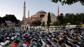 Cardinal Bo warns Hagia Sophia's conversion will reopen wounds