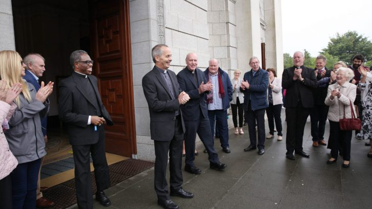 Future Church 'about increased involvement of lay people' says bishop-elect