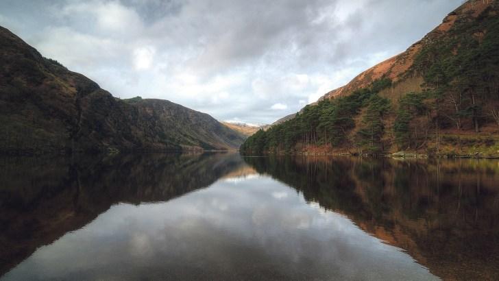 Glendalough after Saint Kevin