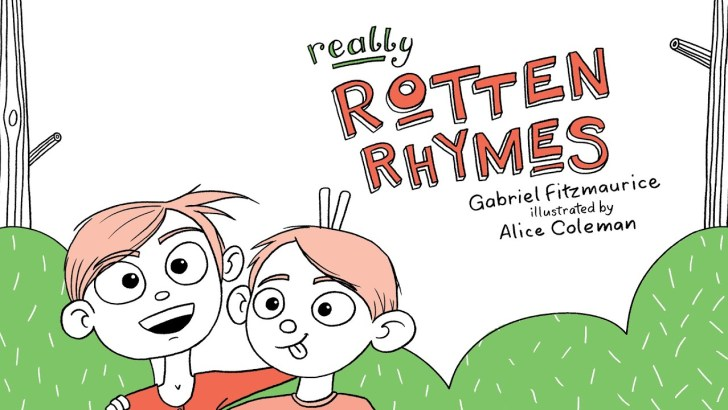 There's nothing rotten about this wonderful book for children