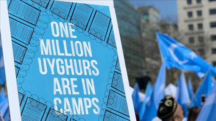 Uyghur survivor of China's detention camps testifies to their brutality