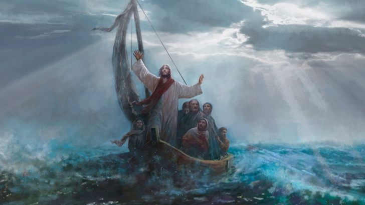 The seas are stormy but the future of our Faith is assured