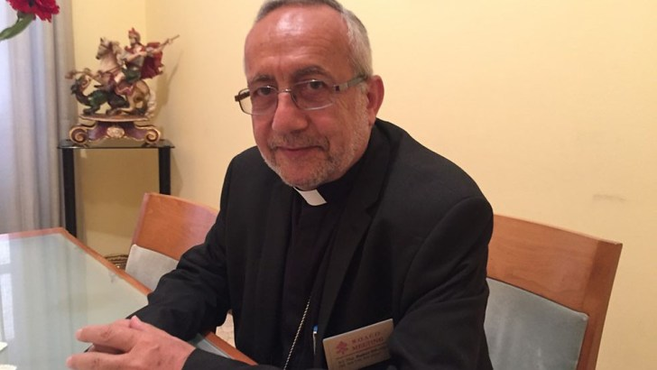 Archbishop pleads for help to end conflict between Armenia and Azerbaijan