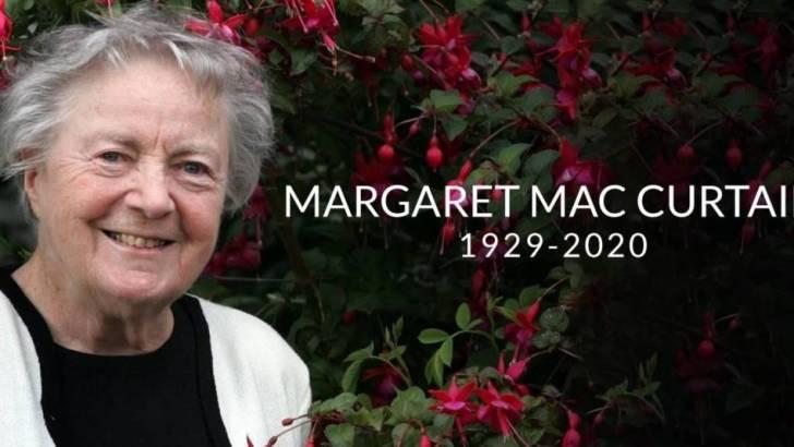 Margaret MacCurtain