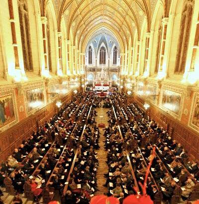 Unique chance to enjoy Maynooth carol service as event goes online
