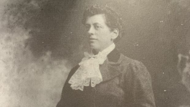 A woman pioneer in the study of Irish history
